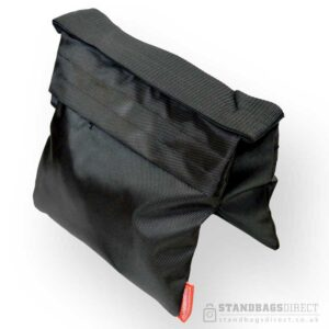 Photography sandbag saddlebag