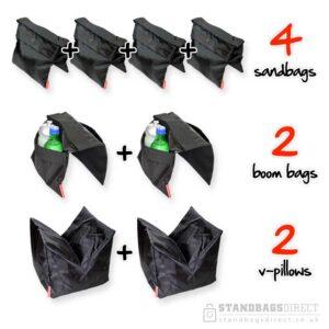 Drama kit-photography saddlebag sandbags-tv-film-production