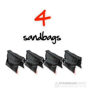 StanbagsDirect Photography Saddle Sandbags