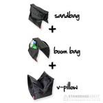 Reality-kit-sandbag-boom-bag-v-pillow saddle