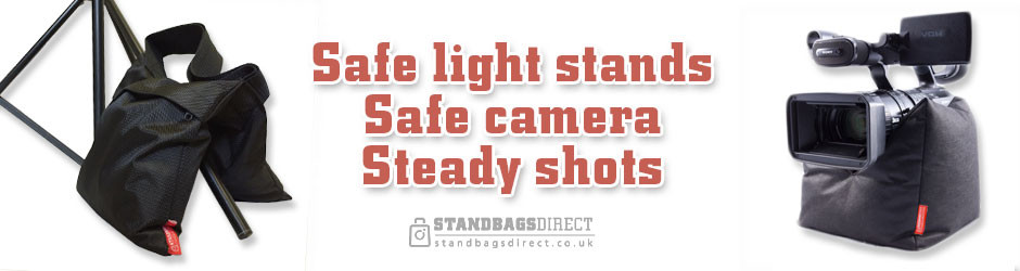 Standbags Direct - Sand bags for TV, film and photographic